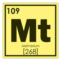 Meitnerium chemical element