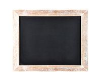 Tafel auf weißem Hintergrund - Board on white background
