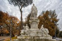 Goethe in Rome
