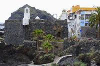 Castillo de San Miguel, Garachico, Teneriffa, Kanarische Inseln,