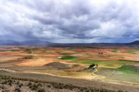 Farmlands near Consuegra