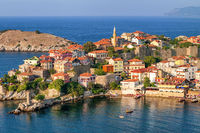 Amasra resort town, Black Sea Coast, Turkey