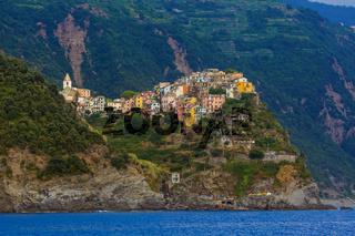 Corniglia in Cinque Terre - Italy