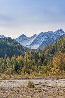 Johannis valley in autumn