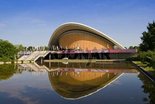 Die Kongresshalle in Berlin