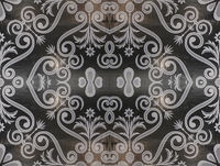 abstract pattern and decorative elements