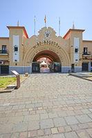 Mercado Nuestra Senora de Africa,  Santa Cruz de Tenerife, Canar