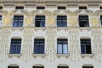 Vienna - Art Nouveau facade
