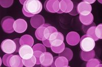 Pink Retro Lights Background, Party, Celebration Or Christmas Texture