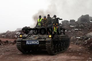 Ecuador - Panzer