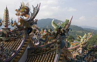 Tempel Architeckur, Taiwan
