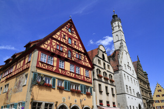 Town Hall of Rothenburg ob der Tauber