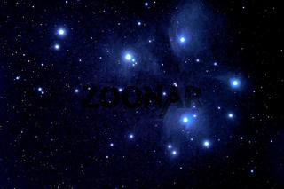 Siebengestirn M 45 - Plejaden - Pleiades -