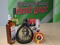 Presentation of products for the Reformation year from Saxony-Anhalt for the Green Week 2017 Berlin