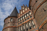 Lübeck - Holsten Gate, Germany