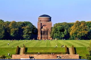 Hamburg Stadtpark und Planetarium