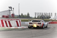 BMW M1 flamethrower