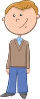 boy character cartoon illustration