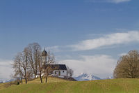 Mary's Visitation in Oberbuchen