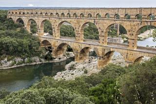 Pont du Gard in Frankreich