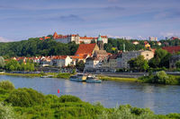 Pirna - Pirna, skyline of the town