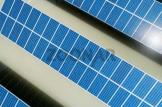 solar energy closeup