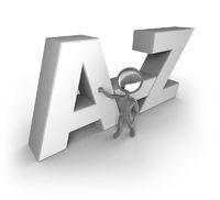 Search-Man - A to Z