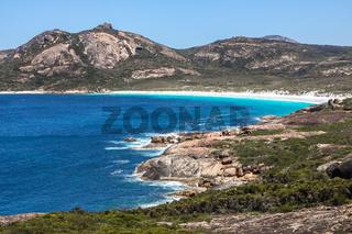 Scenic Thistle cove, Cape le Grand National Park, Western Australia