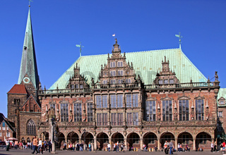 Rathaus Bremen, City Hall Bremen