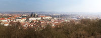 Panorama of The Prague