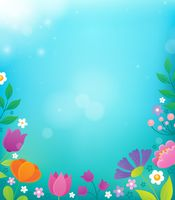 Flower topic background 2