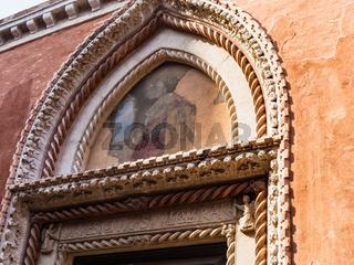 portal of Chiesa di San Paolo Apostolo