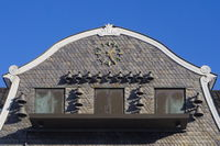 Goslar - Glockenspiel on the market square