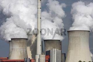 Braunkohohlekraftwerk Neurath, Deutschland