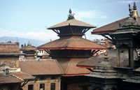 Traditionelle Architektur, Nepal