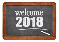Welcome 2018 on blackboard