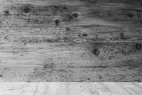 Gray Wooden Texture, Background With Copy Space