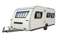 Modern caravan