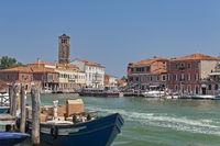 Canal S. Giovanni, Murano, Venice
