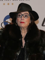 Singer Nana Mouskouri