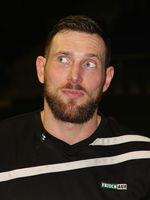 handball player Jacob Bagersted (Frisch Auf Göppingen)