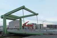 Flap bridge