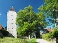 Isny im Allgäu; Espantor tower