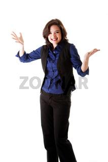 Fun woman