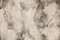 Texture of gray concrete wall. Plasterwork of interior design.