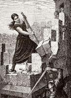 Marguerite Catherine Ponsoye Delaye,