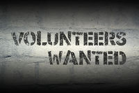 volunteers wanted gr