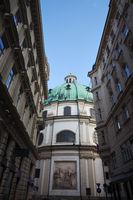 Peterskirche - St. Peter's Church in Vienna