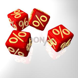Per Cent Cube
