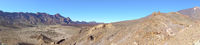 Matrtian desert in highland of Tenerife
